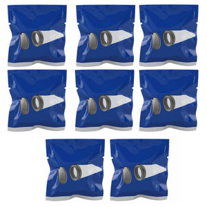 8 Pcs/ lot Electric Mites Filter Bag