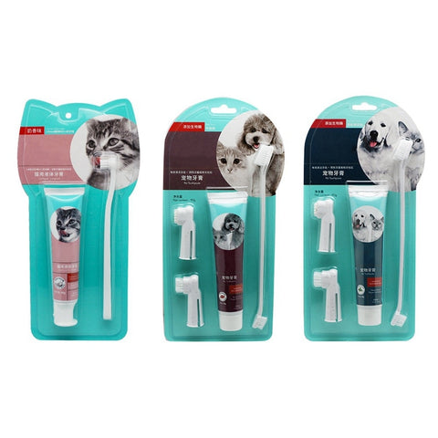 Pet Tooth Cleaning Kit