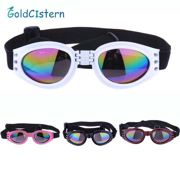 foldable Pet Dog glasses