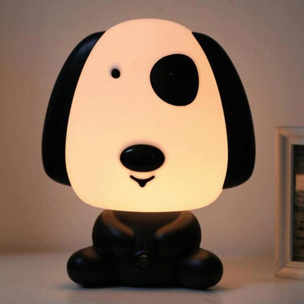Glowing Panda/Dog/Bear/Rabbit Night Lamp