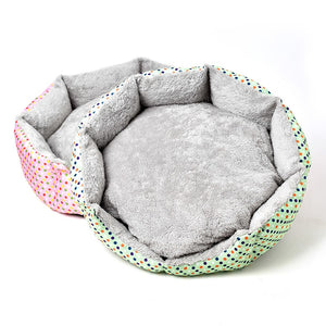 Winter Auntumn Washable  Pet Bed