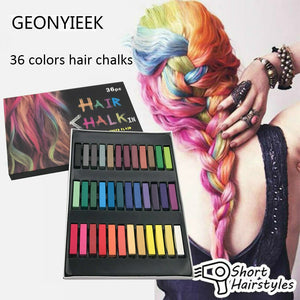 Hair Color Chalk (24/36Colors )