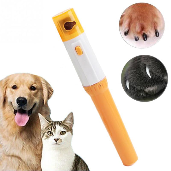 Pet Pedicure (Grinder)