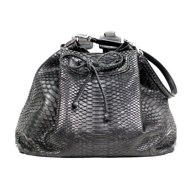 Pate Backpack in Snakeskin