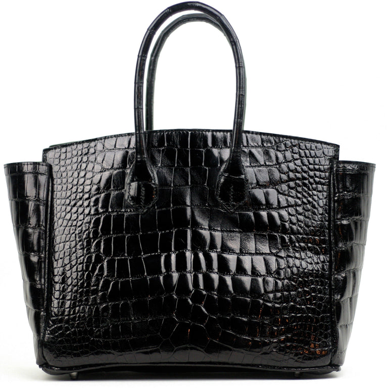 CoCo Tote in American Alligator