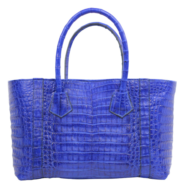 Pamela Tote in Caiman Crocodile