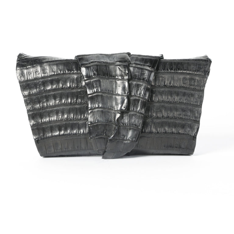 Caiman Wrap Clutch
