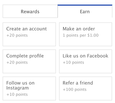 sweat rewards ways to earn