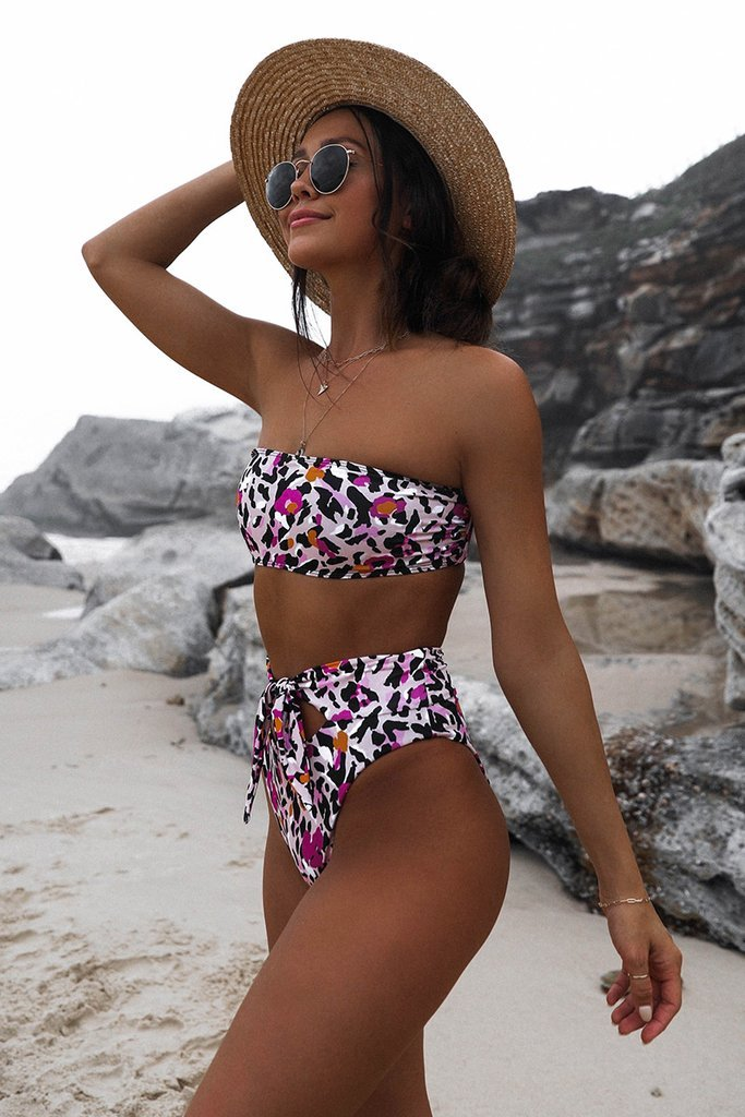 Beach Riot swim Kelsey Top