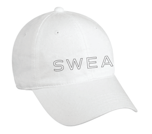 SWEAT Dad Hat - White, hat, SWEAT Active Fashion, [Best Selling High Quality Women's Activewear] - SWEAT Active Fashion