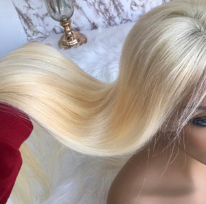 Transparent Full Lace Wig