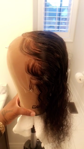 Wig / Frontal Customization