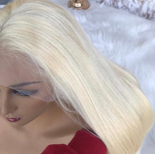 Load image into Gallery viewer, Transparent Full Lace Wig