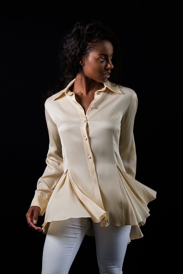 The Carmen Blouse