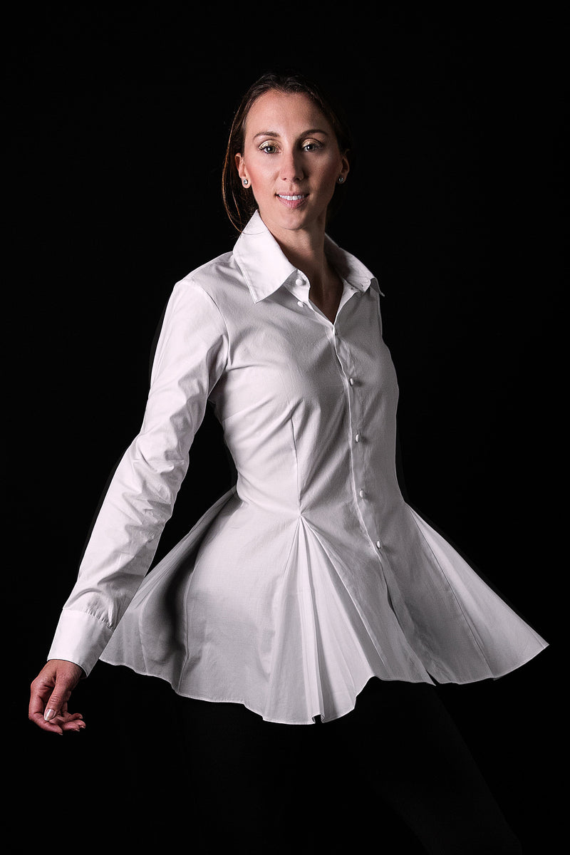 The Audrey Blouse