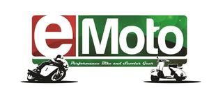 Emoto Performance Bike and Scooter Gear
