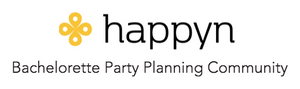 xohappyn bachelorette planning party