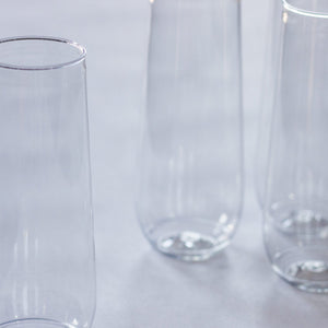 Stemless Champagne Flutes (set of 8)
