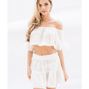 Guilia Camryn Crop Top