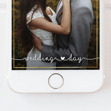 Load image into Gallery viewer, Customized Wedding Day