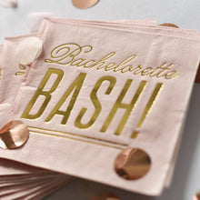 Load image into Gallery viewer, Bachelorette Bash Cocktail Napkins- set of 20