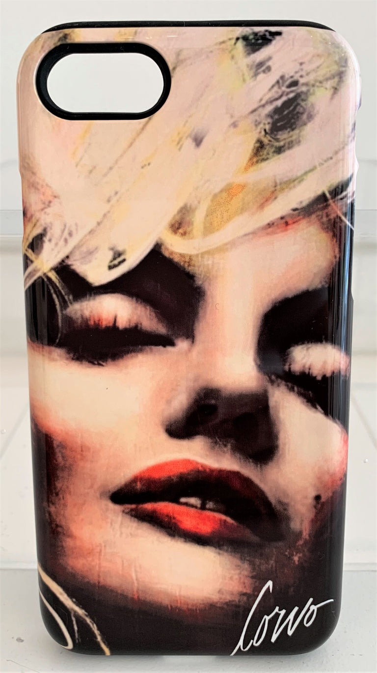 iPhone X / XS Tough Case Inspiration Marilyn