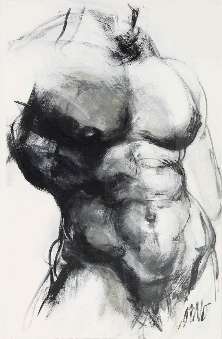 Male Torso (unframed)