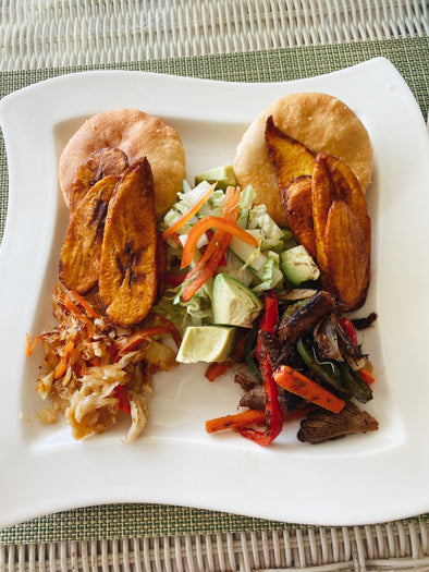 BFAW Travel Eats: St. Lucian Style