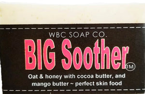 Big Soother Soap - WBC SOAP CO.
