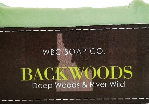 Idaho Backwoods Soap - WBC SOAP CO.