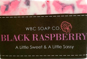 Black Raspberry - WBC SOAP CO.