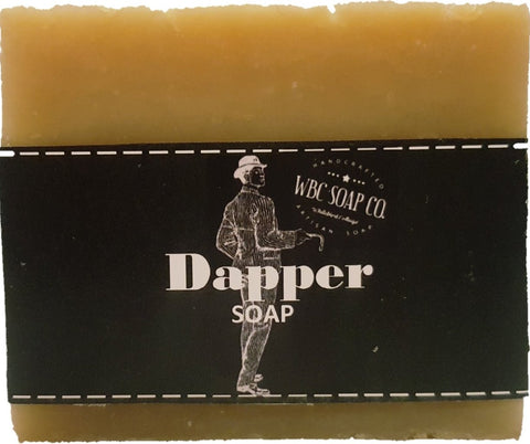 Dapper Soap - WBC SOAP CO.