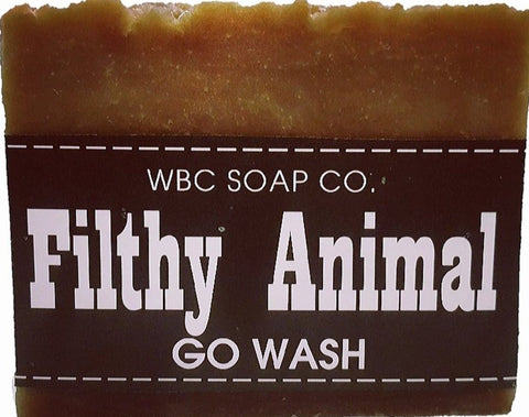 Filthy Animal Soap - WBC SOAP CO.