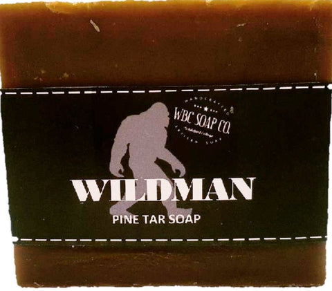 Wild Man - WBC SOAP CO.