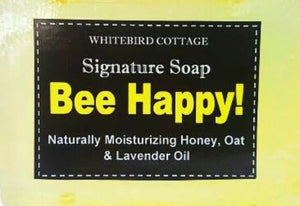 Bee Happy Honey Complexion and Body Bar - WBC SOAP CO.