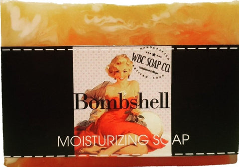 Bombshell - WBC SOAP CO.