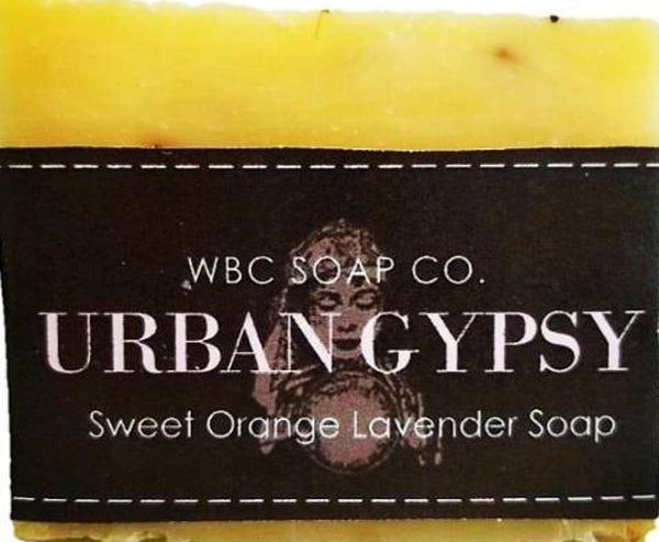 Urban Gypsy Soap - WBC SOAP CO.