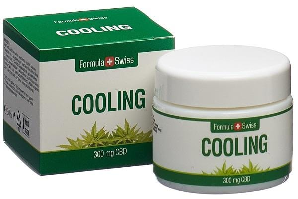 CBD Cooling Cream