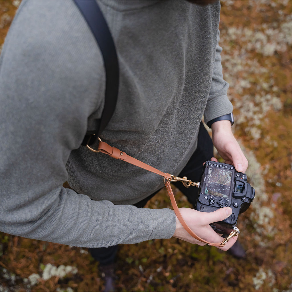 The Roamer Camera Harness
