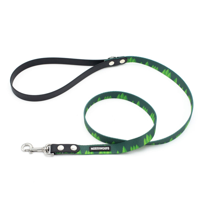 The Charcoal Black Leash