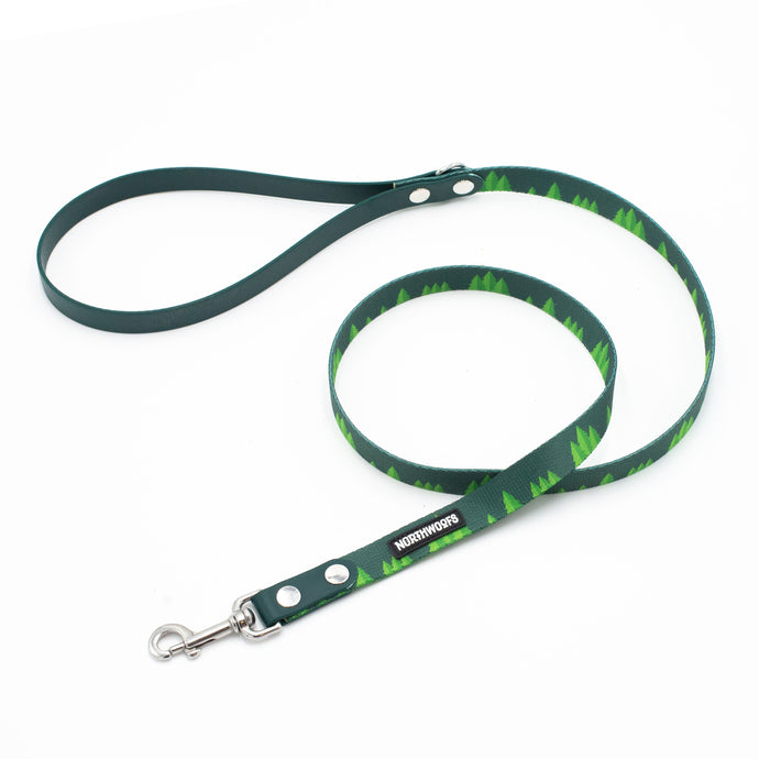 The Forever Green Leash