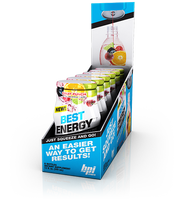 Best Energy Liquid Water Enhancers