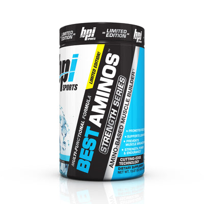 Best Aminos Strength Series