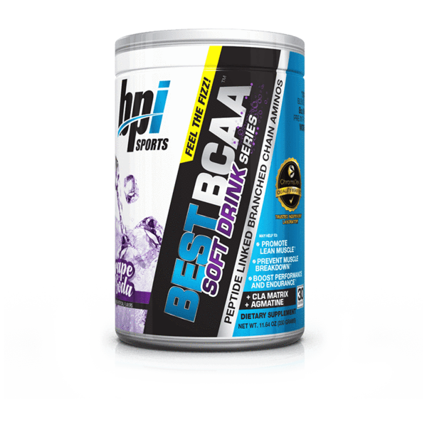 Best BCAA Soft Drink Series