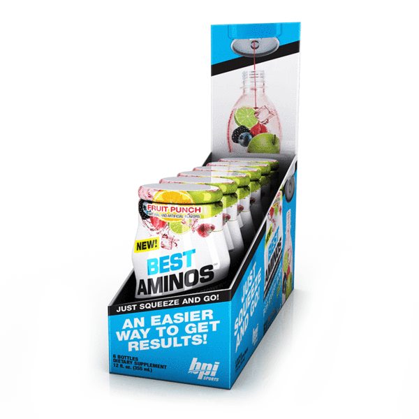 Best Aminos Liquid Water Enhancer