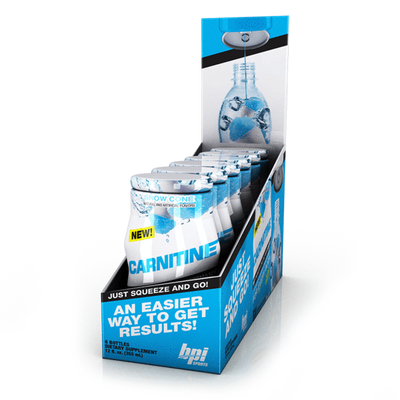 Carnitine Liquid Water Enhancer
