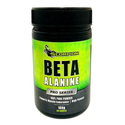 Scorpion BETA ALANINE 180 grams (60 serves)