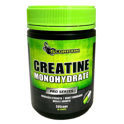 Scorpion Creatine Monohydrate 500gm