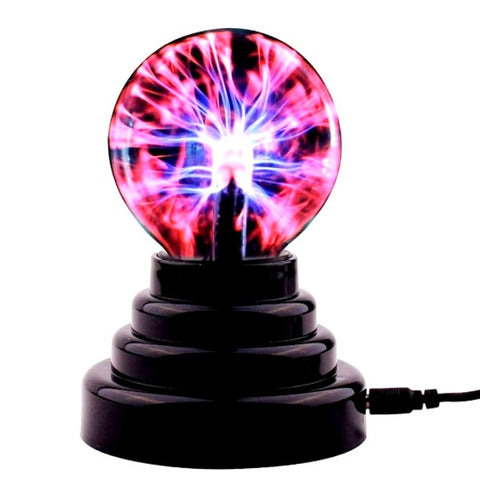 plasma night light