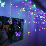 Fairywings Butterfly Curain Strings Lights